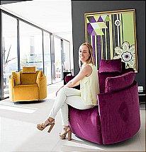 Fama - Moonrise Swivel Recliner Chair