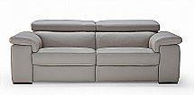 Natuzzi Editions - Domenico B817 Leather Sofa
