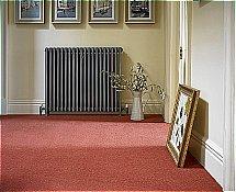 Brockway Carpets - Dimensions Plain Carpet - Tomato