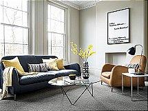 Brockway Carpets - Dimensions Heathers Carpet - Arctic Grey