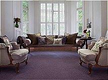 Brockway Carpets - Dimensions Heathers Carpet - Sweet Plum