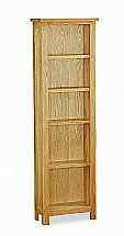 4674/Marshalls-Collection-Troy-Slim-Bookcase