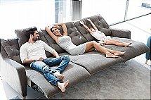 Fama - Avalon Recliner Sofa