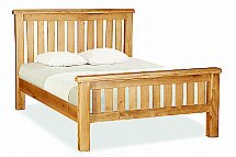 4714/Marshalls-Collection-Cove-Double-Slatted-Bedstead