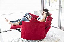 Fama - Moonrise XL Snuggler Recliner Chair