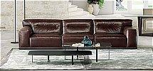 Natuzzi Italia - Dorian Leather Sofa 2904