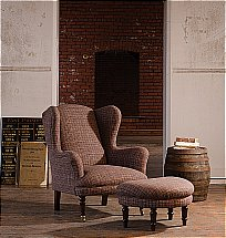 Tetrad - Alban Harris Tweed - Chair