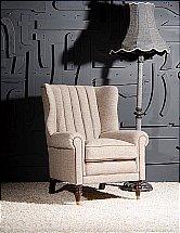 Tetrad - Dunmore Harris Tweed - Chair