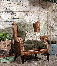 Tetrad - Constable Wing Chair