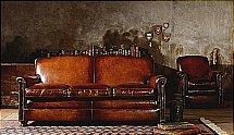 Tetrad - Prince Leather Sofa