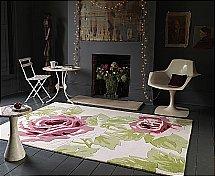 Asiatic Carpets - Harlequin Rose Pink Rug