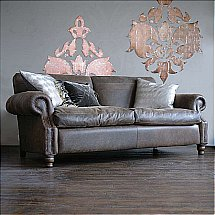 John Sankey - Tolstoy Leather Sofa