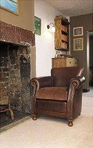 Contrast - Keats Armchair