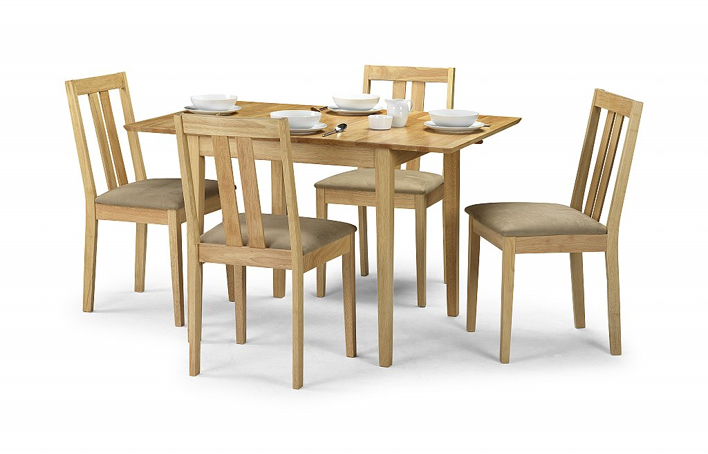 Julian Bowen - Rufford Extending Dining Table