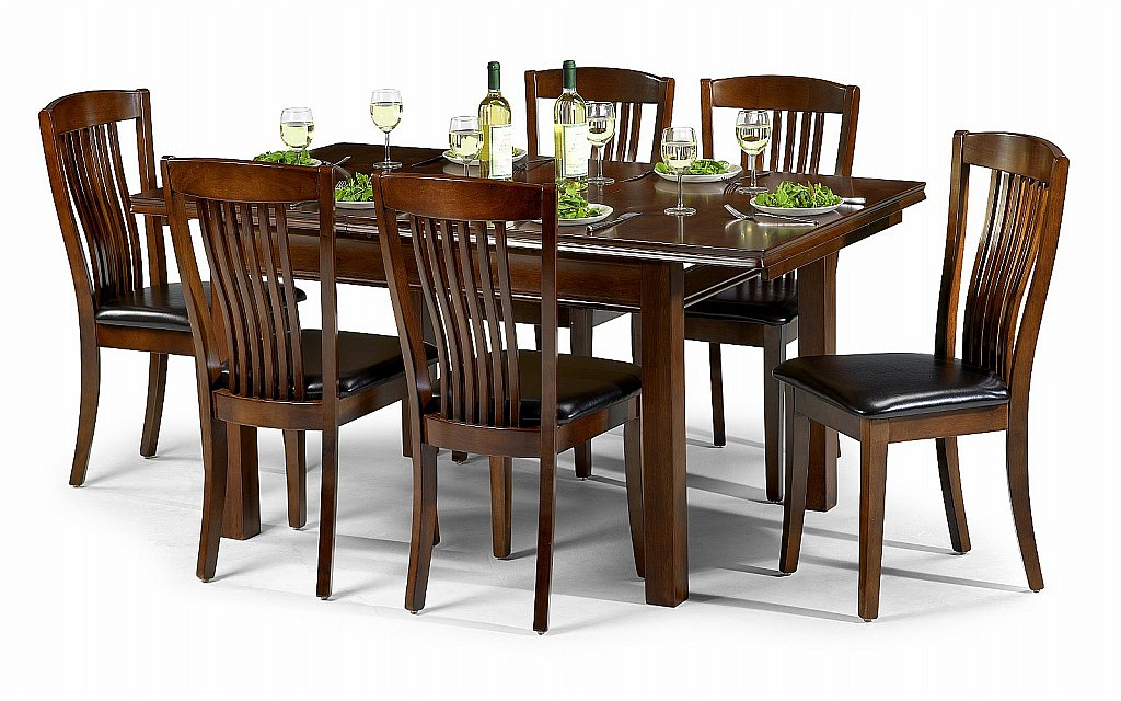 Julian Bowen - Canterbury Dining Table
