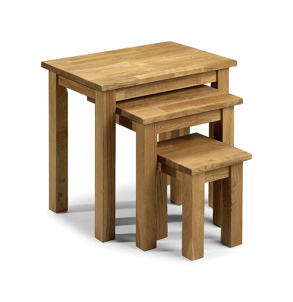 Julian Bowen - Coxmoor Nest of Tables