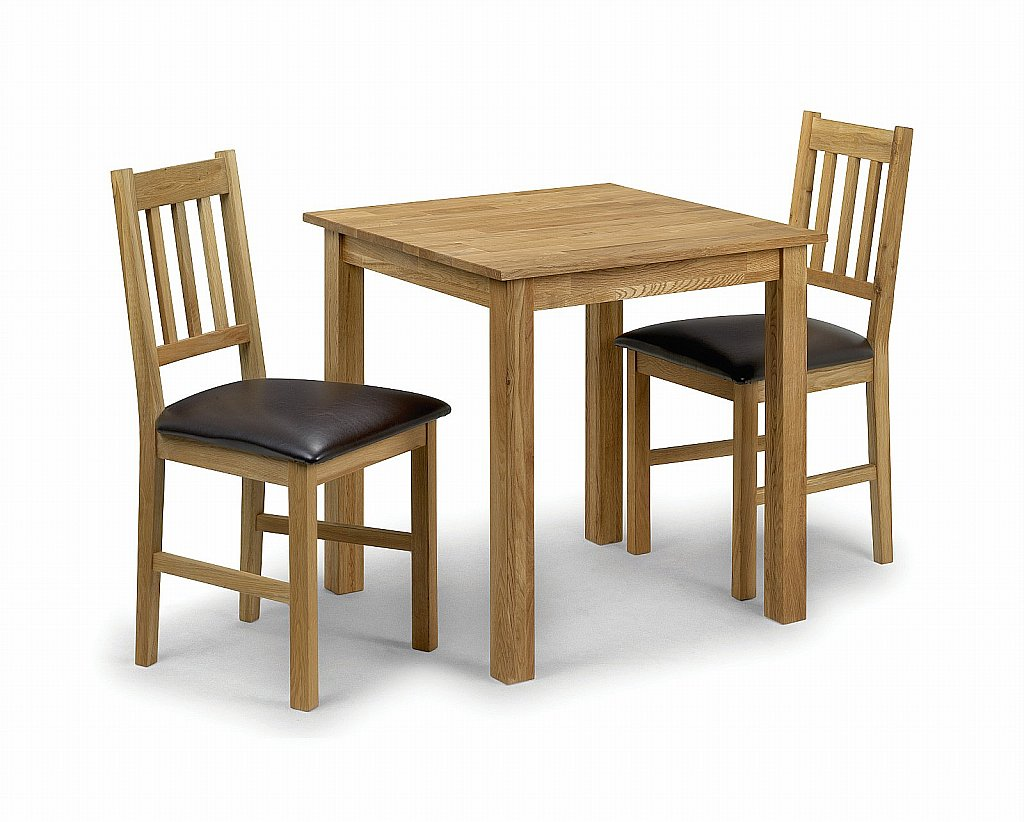 Julian Bowen - Coxmoor Square Dining Table