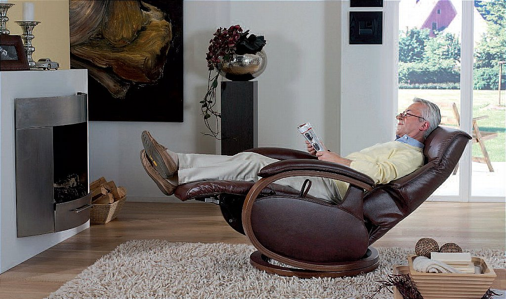 Cumuly Mosel Recliner Chair