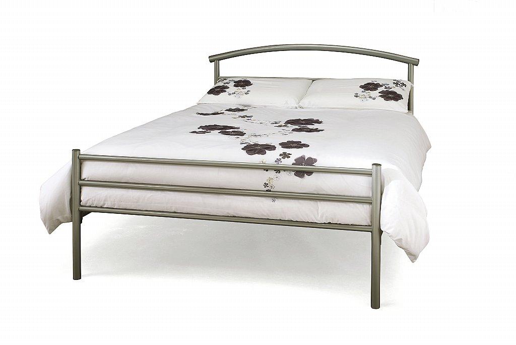 Serene - Brennington Bedstead in Silver