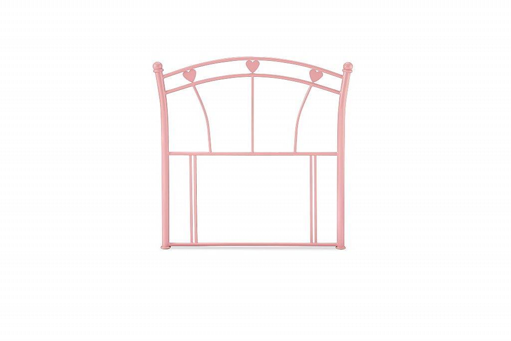 Serene - Jemima Headboard in Pink Gloss