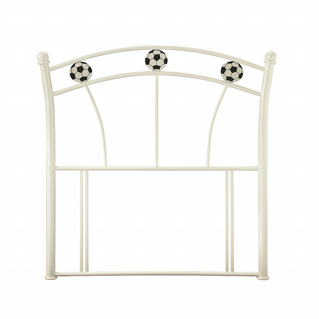 Serene - Soccer Headboard in White Gloss