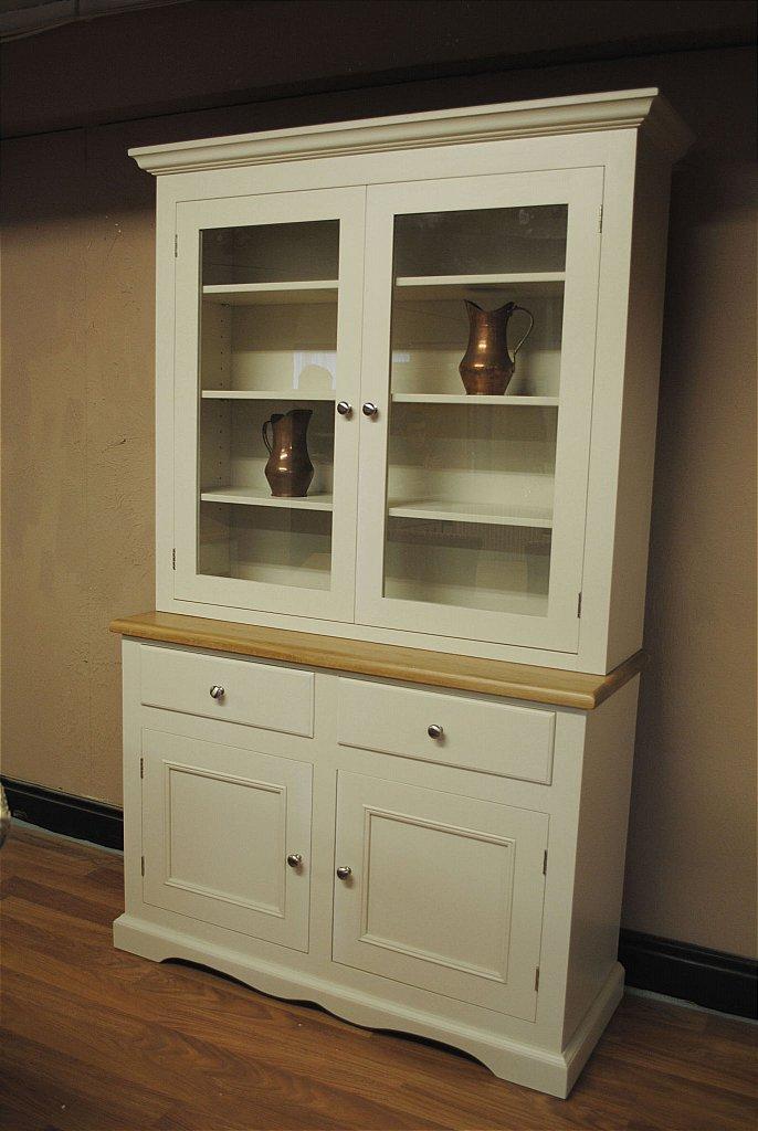 Andrena - Barley 4ft Dresser Top with Doors