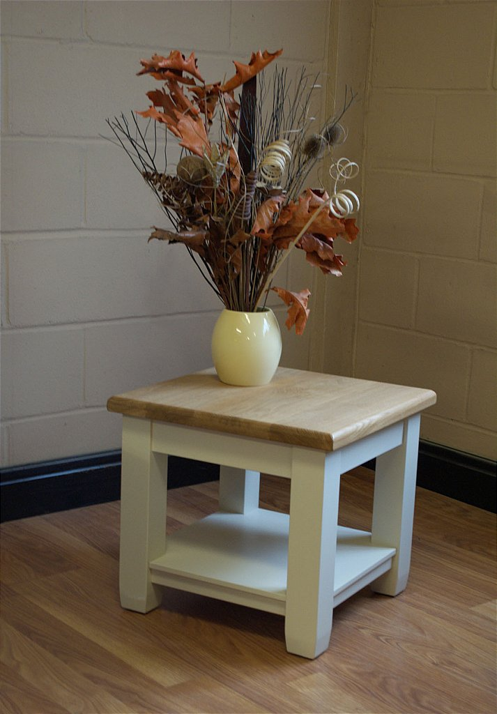 Andrena - Barley Lamp Table