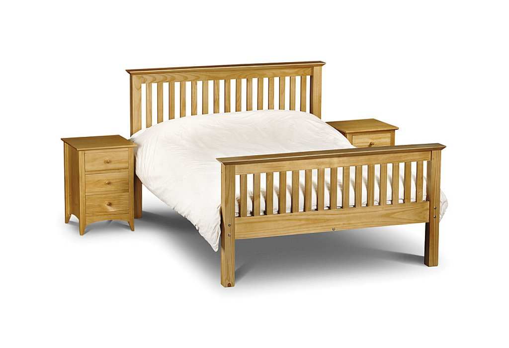 Julian Bowen - Barcelona High Foot End Bedstead