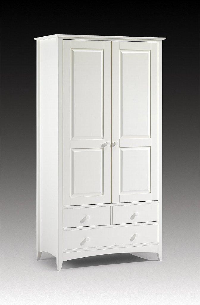 Julian Bowen - Cameo 2 Door Combination Wardrobe