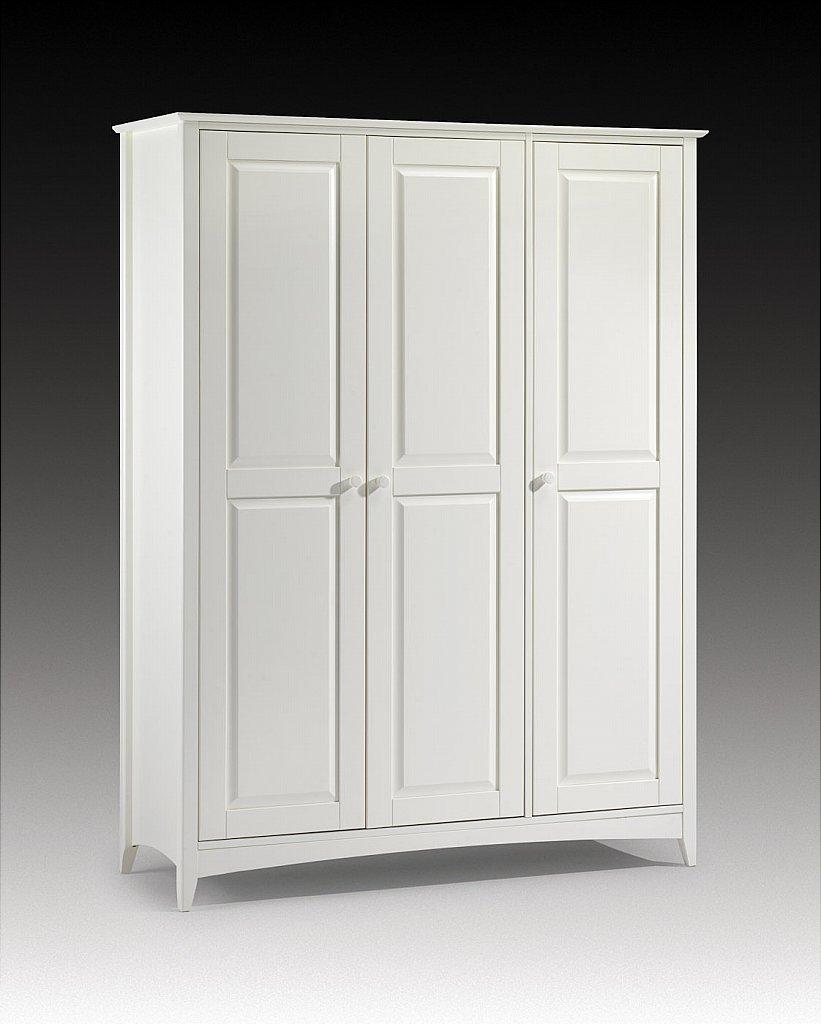 Julian Bowen - Cameo 3 Door Wardrobe
