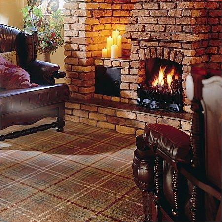 Ulster Carpets - Glenmoy Beige Chisholm Carpet