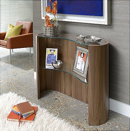 Tom Schneider - Swirl Console Table