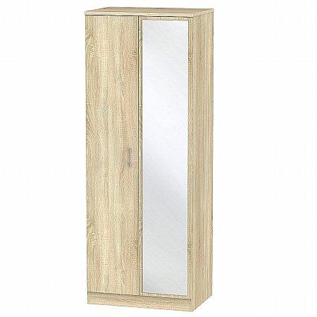 Sturtons - Stour Tall Double Wardrobe Mirror