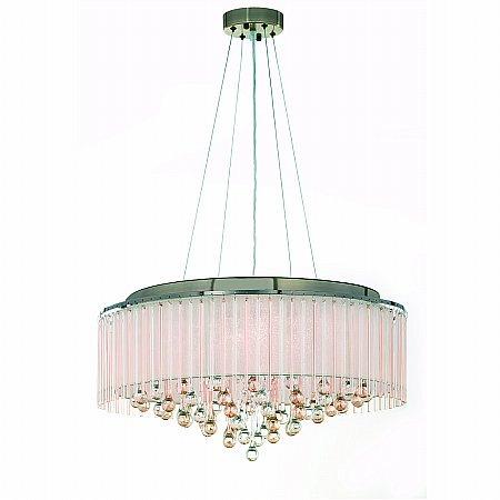 13912/Franklite/Ambience-FL2346-8-Pendant-Light
