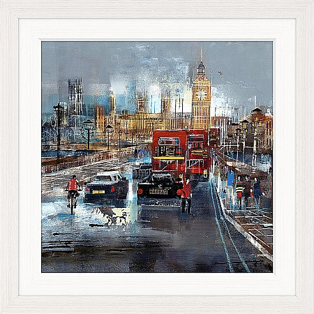 13325/Artko/Traffic-Westminster-Framed