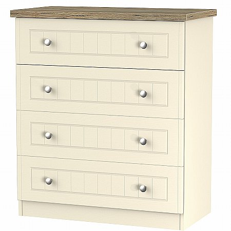 Sturtons - Salzburg 4 Drawer Chest