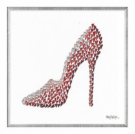 14453/Artko/Shoe-Framed-Picture