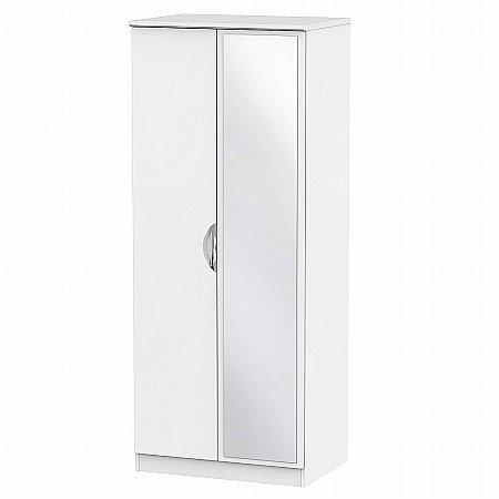 Sturtons - Hamble 2ft 6in Mirror Robe