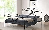 Time Living - Seline Metal Bed