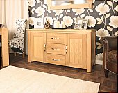 Baumhaus - Aston Oak Large Sideboard