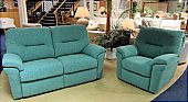 G Plan Clearance - Washington 2 seat sofa and chair