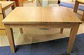 Vokins Cabinet - Chester large dining table with 2 leaves