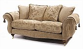 Buckingham Sofa: This is a stylish cut sofa with a traditional look which will impress anyon ...click for more