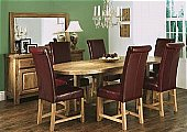 Superior Carlton Furniture Windermere Dining Set