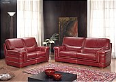 Danube Leather Sofa