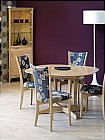 Mantua Dining Set: Made of solid ash, with beautiful smooth lines, this range is ideal for ope ...click for more