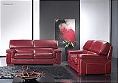 Heritage Leather Sofa