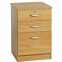Vale Furnishers - Modular Three Drawer Combi Unit