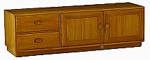Ercol - Windsor IR TV Media Unit 