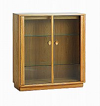 Ercol - Windsor Small Display Cabinet
